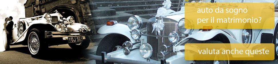 Auto Matrimonio Salerno