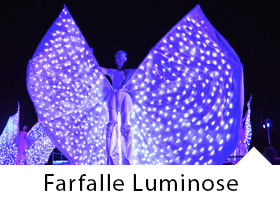 Farfalle Luminose